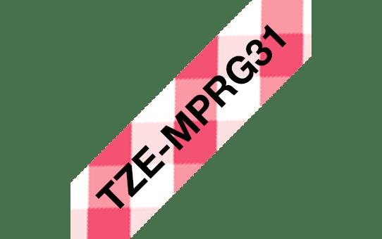 Originalna Brother TZe-MPRG31 kaseta s trakom za označavanje