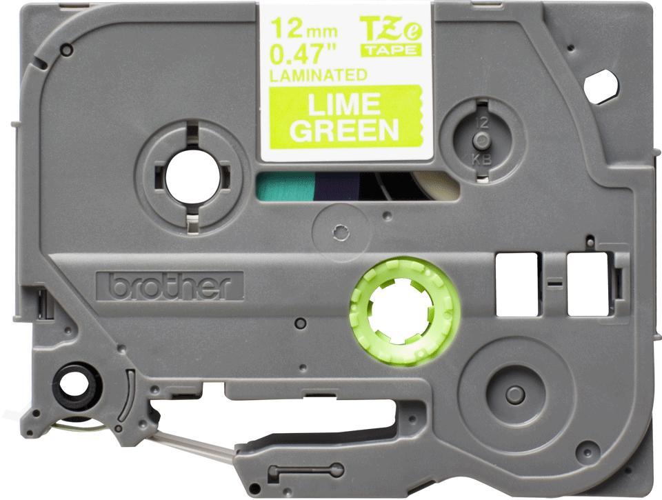 Originalna Brother TZe-MQG35 kaseta s trakom za označavanje 2