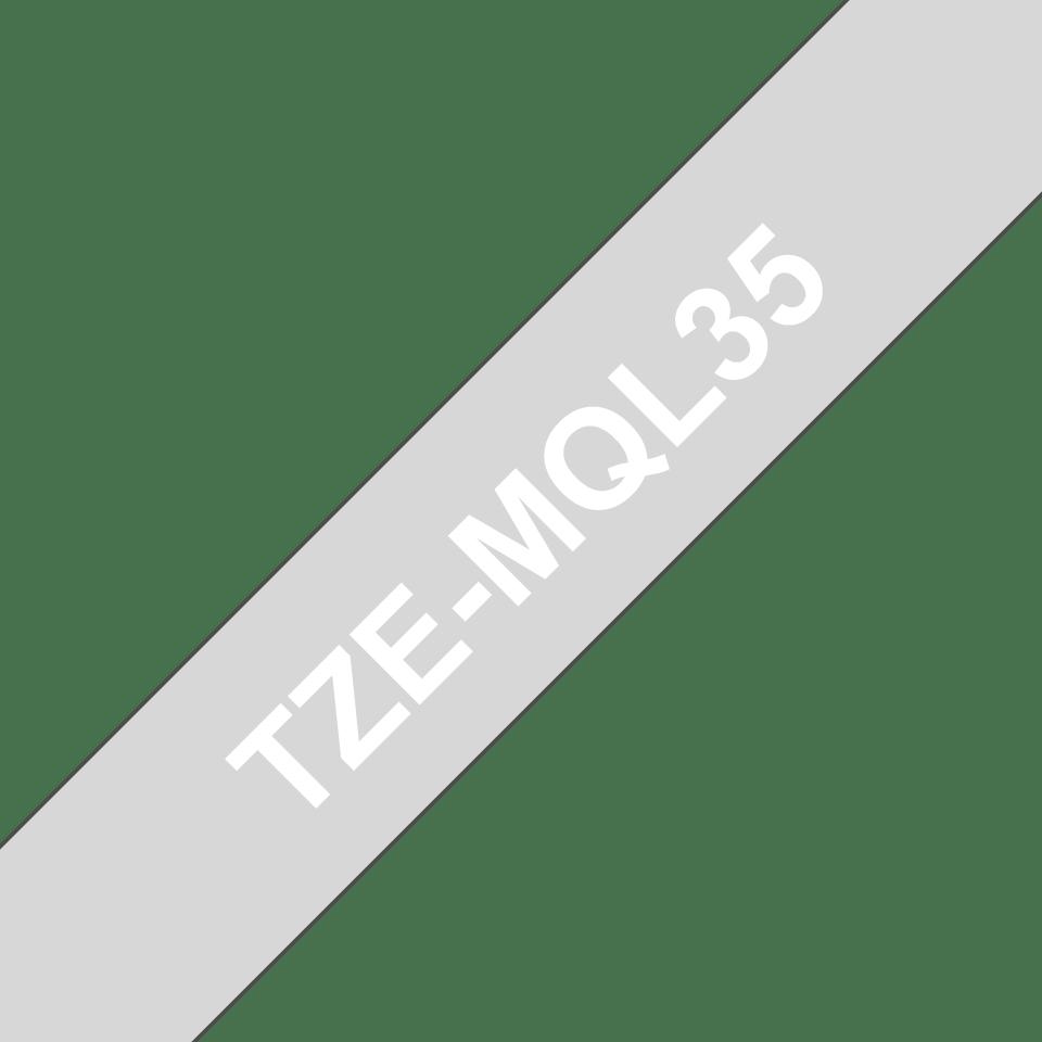 Originalna Brother TZe-MQL35 kaseta s trakom za označavanje