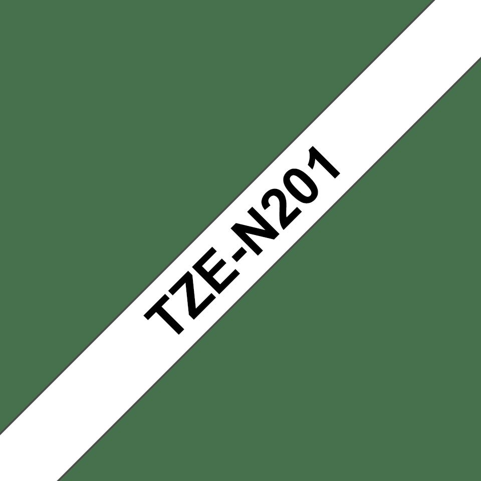 Originalna Brother TZe-N201 kaseta s trakom za označavanje