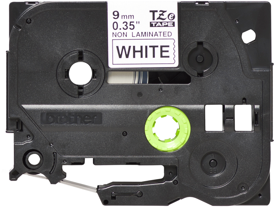 Originalna Brother TZe-N221 kaseta s trakom za označavanje 2