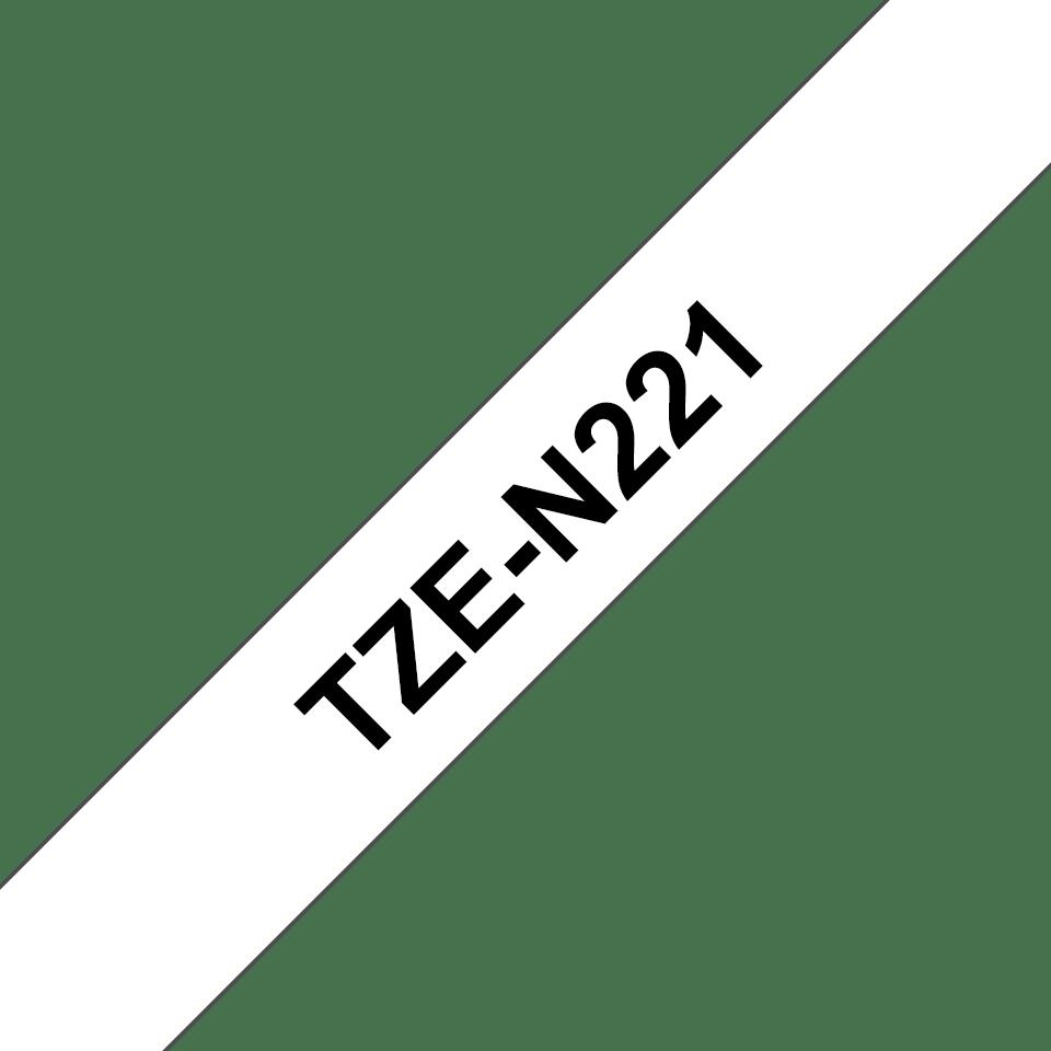 Originalna Brother TZe-N221 kaseta s trakom za označavanje