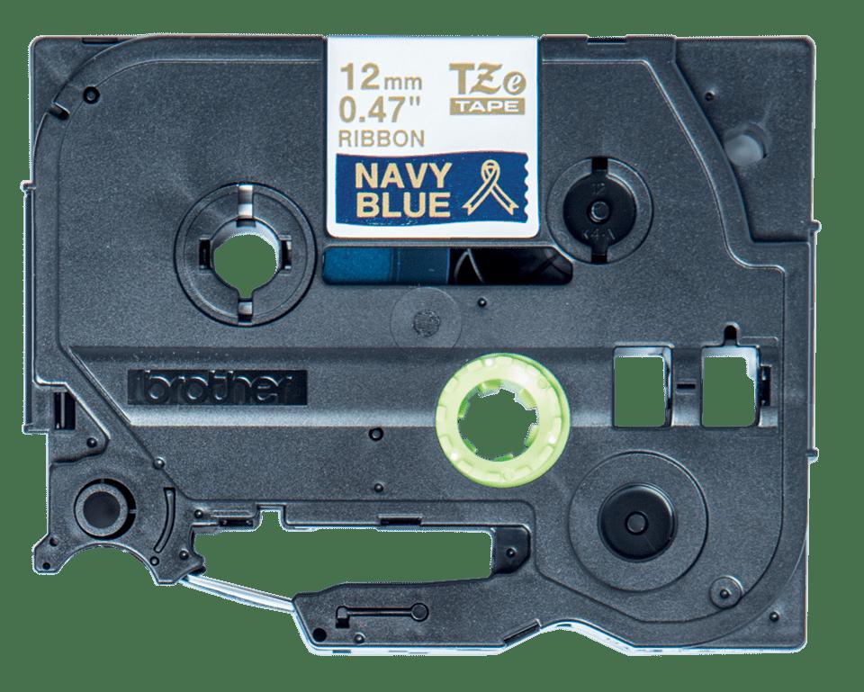 Originalna Brother TZe-RN34 kaseta sa satenskom ukrasnom trakom za označavanje 3