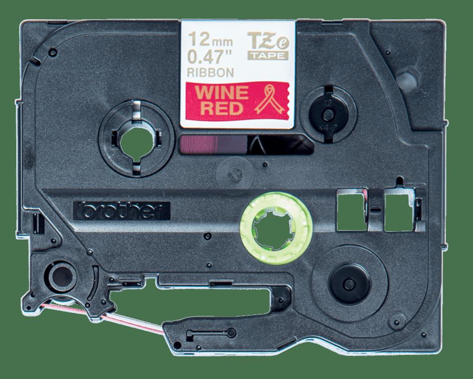 Originalna Brother TZe-RW34 kaseta sa satenskom ukrasnom trakom za označavanje 2