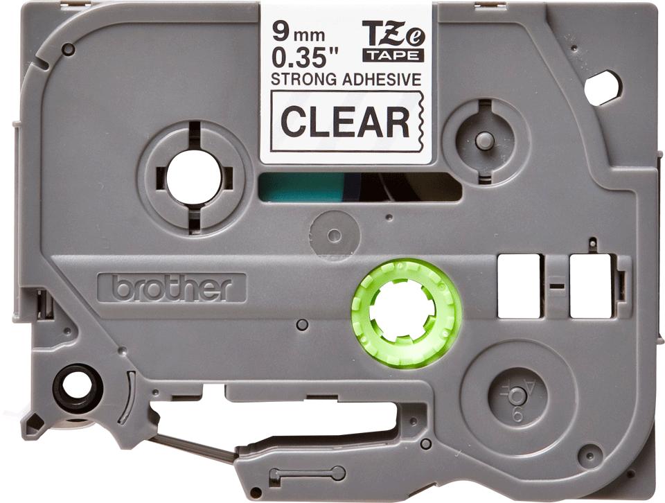 Originalna Brother TZe-S121 kaseta s trakom za označavanje s jakim ljepilom 2