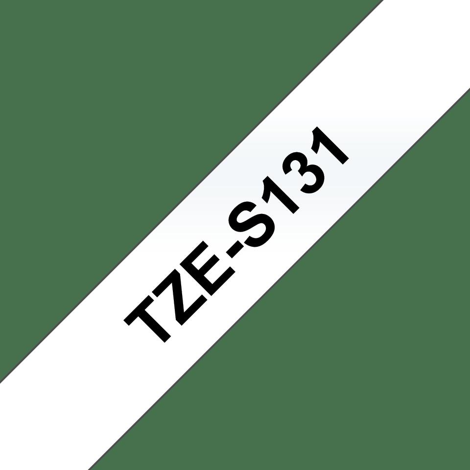 Originalna Brother TZe-S131 kaseta s trakom za označavanje s jakim ljepilom