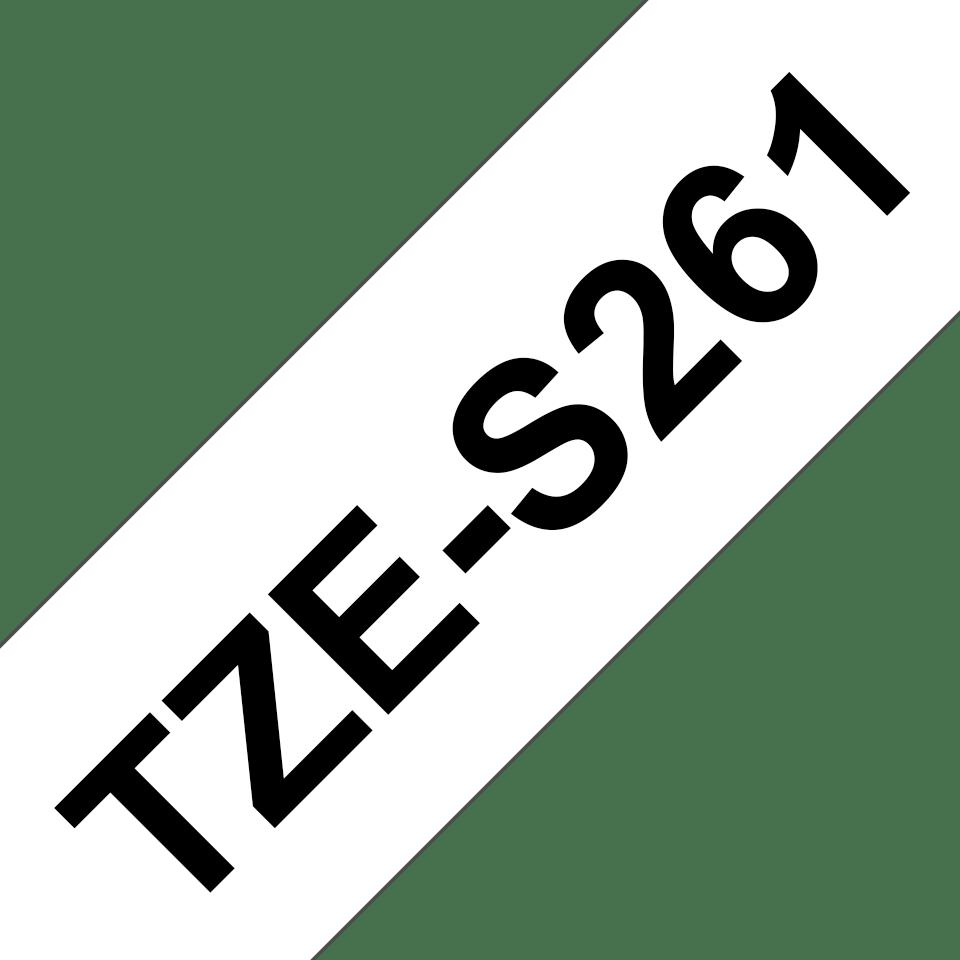 Originalna Brother TZe-S261 kaseta s trakom za označavanje s jakim ljepilom