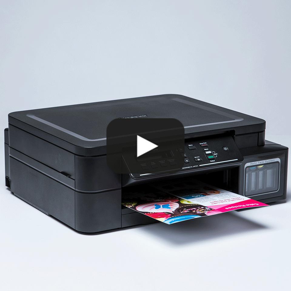 DCP-T310 InkBenefit Plus 3-v-1 tintni višenamjenski uređaj u boji Brother 8
