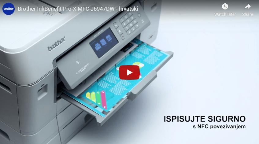 MFC-J6947DW bežični A3 tintni višenamjenski uređaj u boji za ispis, kopiranje, skeniranje i faksiranje* 7