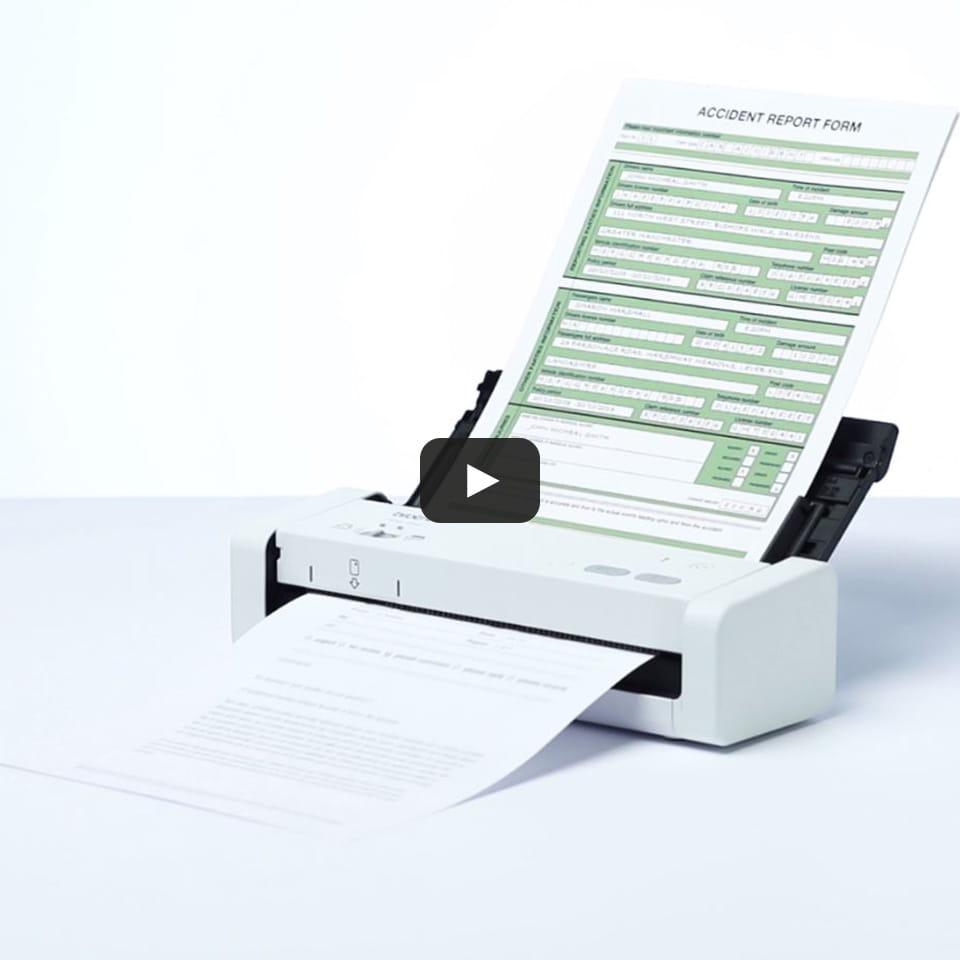ADS-1200 kompaktan prijenosni skener dokumenata 9